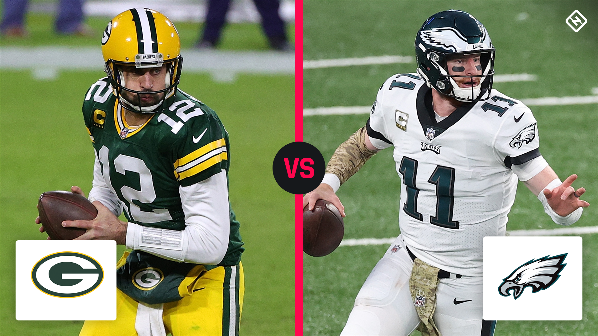 What channel is Packers vs. Eagles on today? Time, TV schedule for Week 13 NFL game