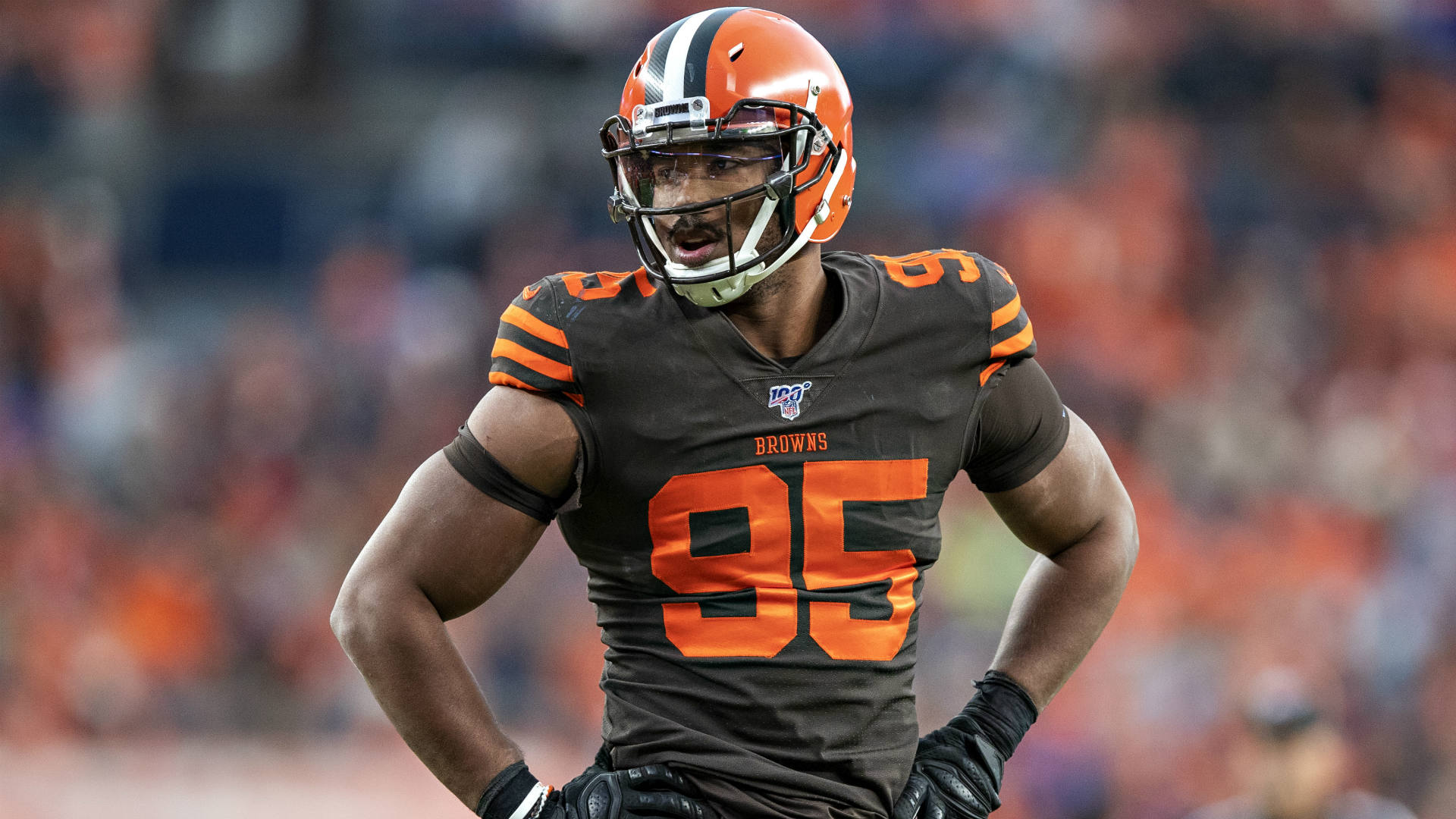 Myles Garrett contract Browns reportedly 'closing in' on massive ...