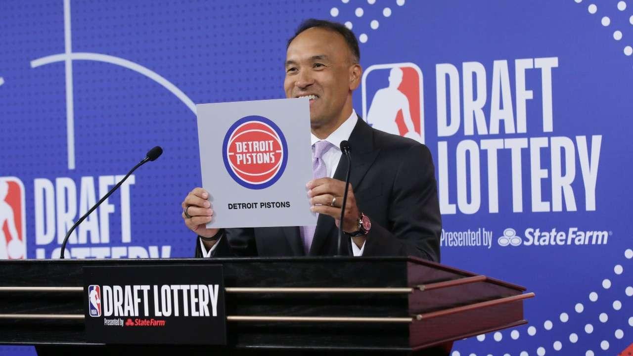 NBA Draft Lottery 2021