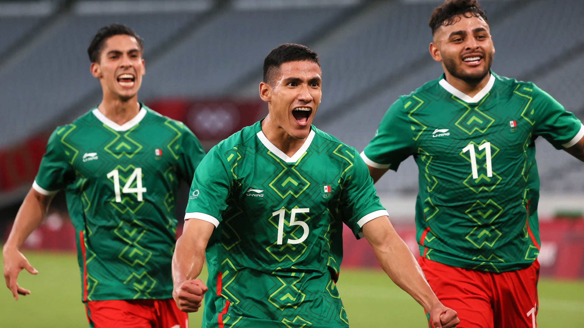 Mexico have shown they are a strong contender for Olympic gold in men's football after beating France