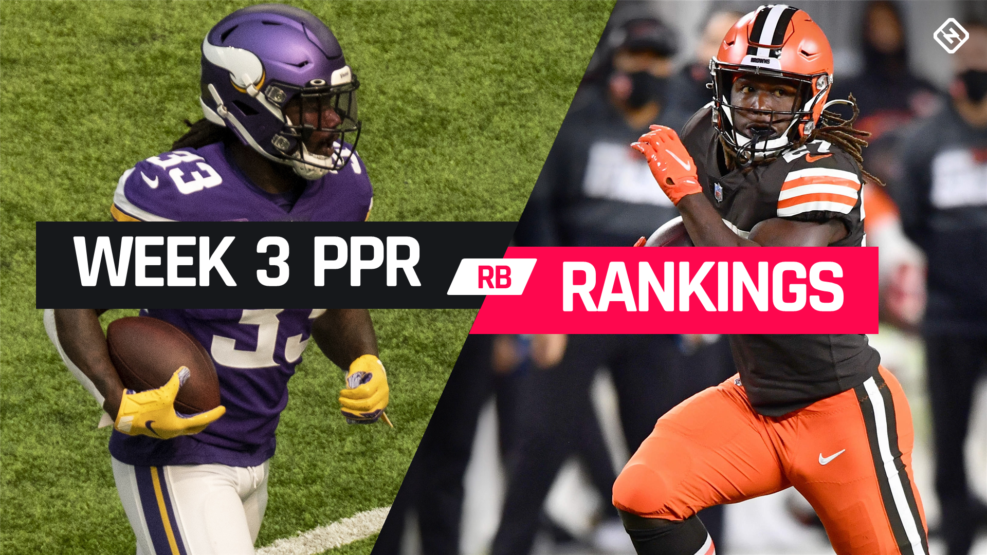 Week 3 Fantasy RB PPR Rankings: Must-starts, sleepers, potential busts