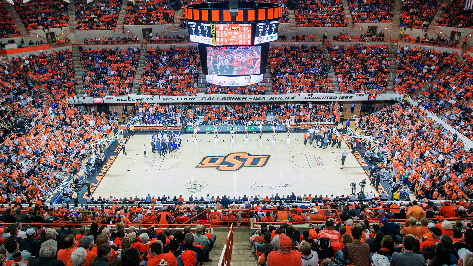 Oklahoma State gets postseason ban, 3 years of probation, other punishments from NCAA 1