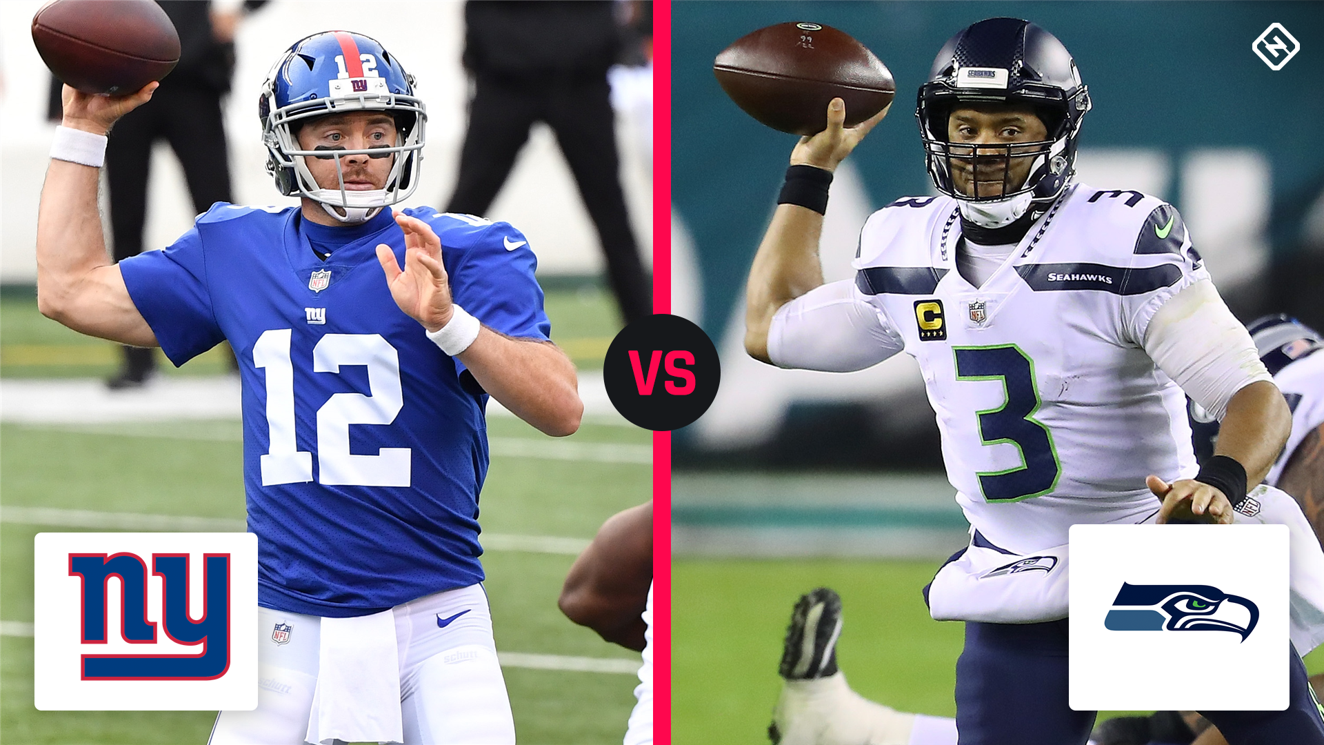 What channel is Seahawks vs. Giants on today? Time, TV schedule for Week 13 NFL game