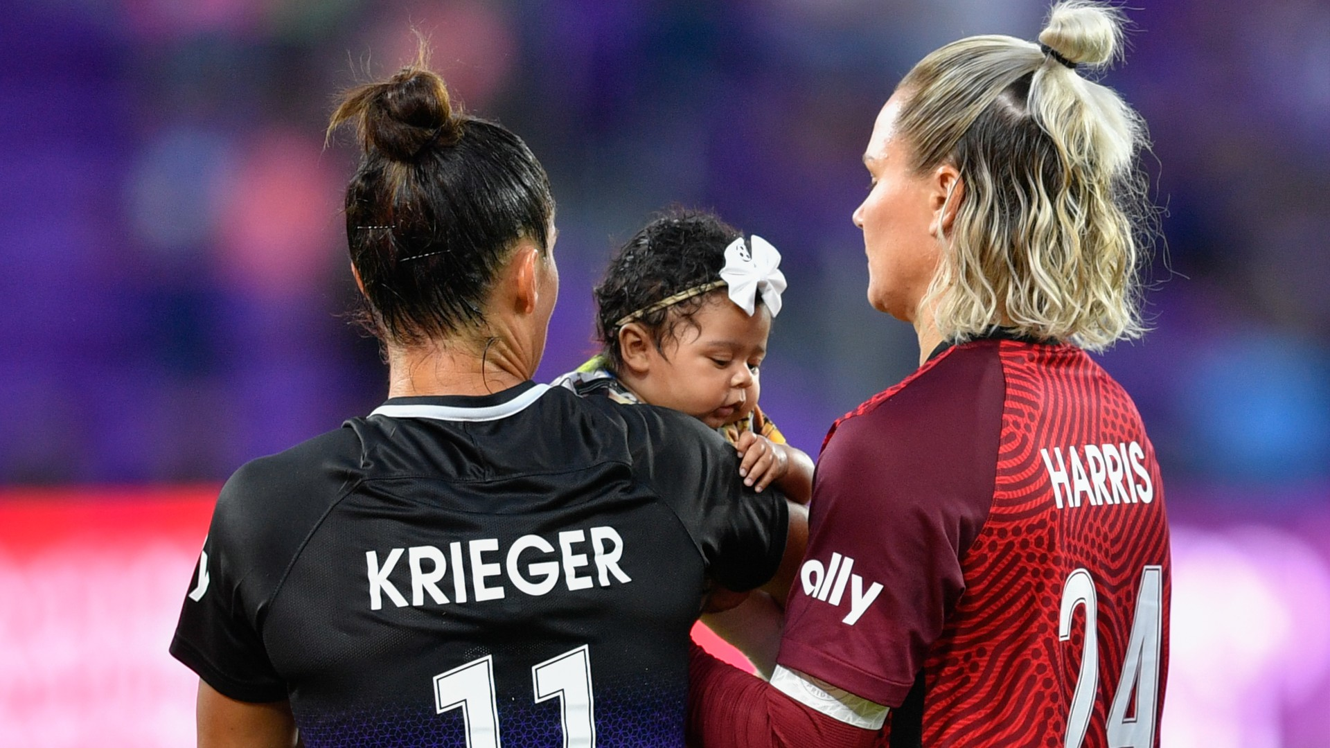Ashlyn Harris comments on USWNT Olympics loss: 'I won gold … when my daughter was born'