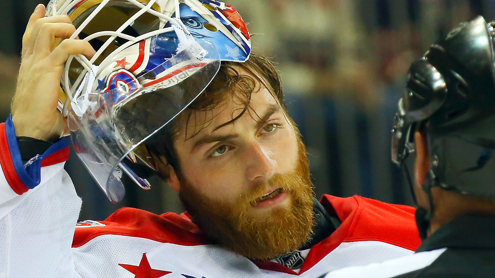 Capitals Goalie Braden Holtby Settle On Pact After Arbitration Hearing Sporting News