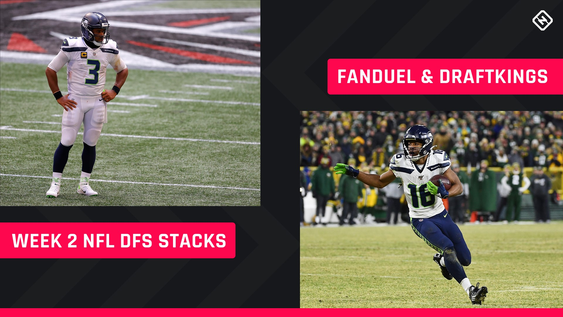 Week 3 NFL DFS Stacks: Best lineup picks for DraftKings, FanDuel tournaments, cash games