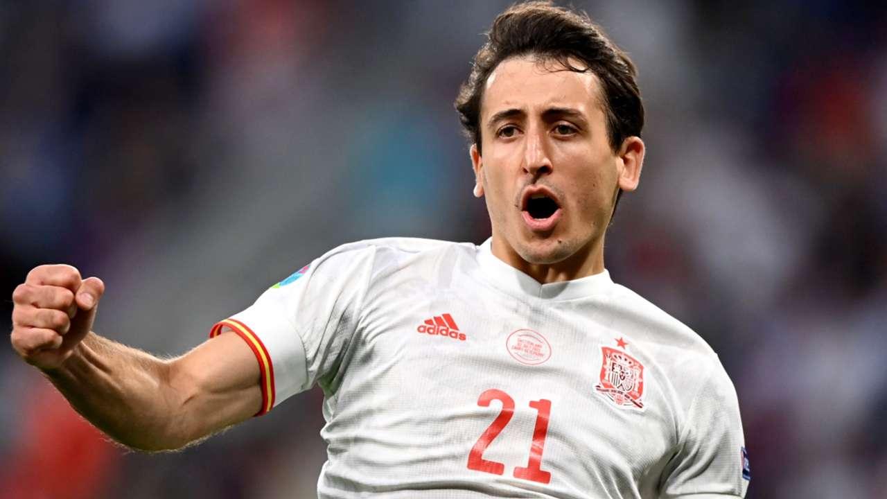 Mikel Oyarzabal - Spain - Euro 2021