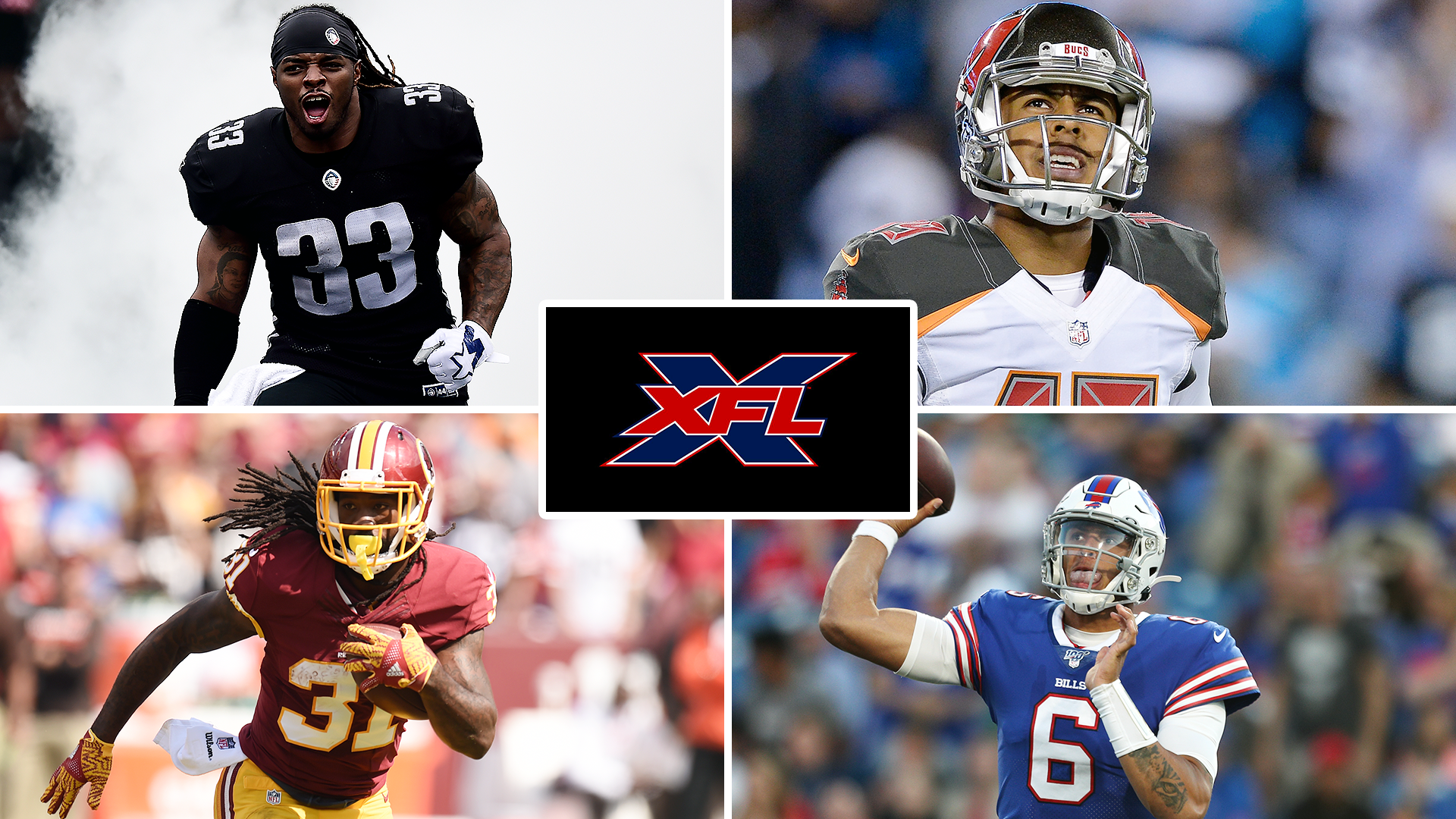 XFL Draft picks 2019 Complete results, rosters, players for