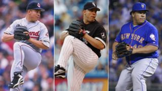 Bartolo Colon through the years