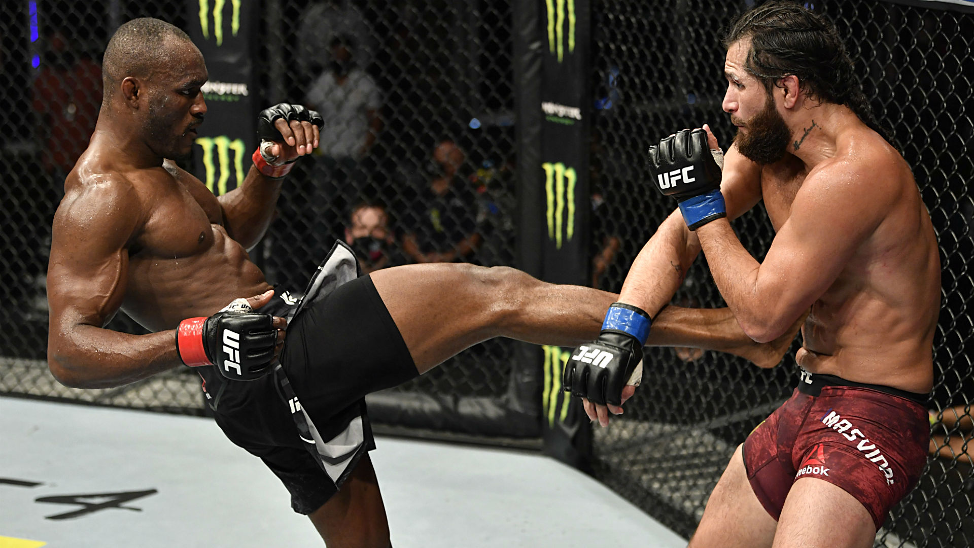 Kamaru Usman Vs.  Jorge Masvidal 2 date, start time, odds, PPV schedule and UFC 261 card