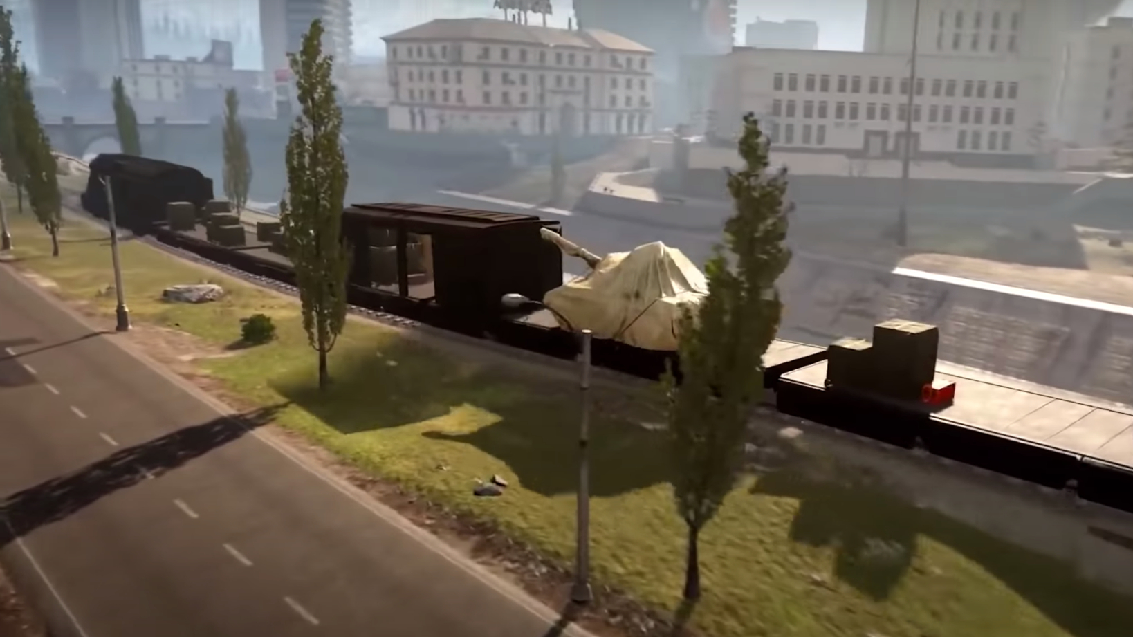 'Warzone' train path, location, possible tank use in 'Call of Duty' Season 5 1