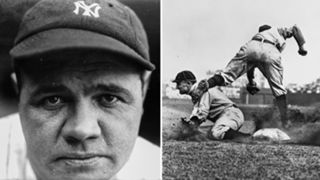Historic baseball photos by Charles Conlon