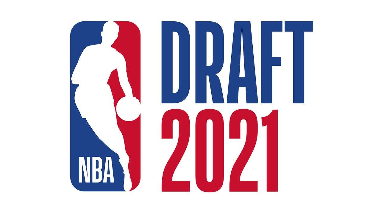 NBA Draft 2021 logo international for header