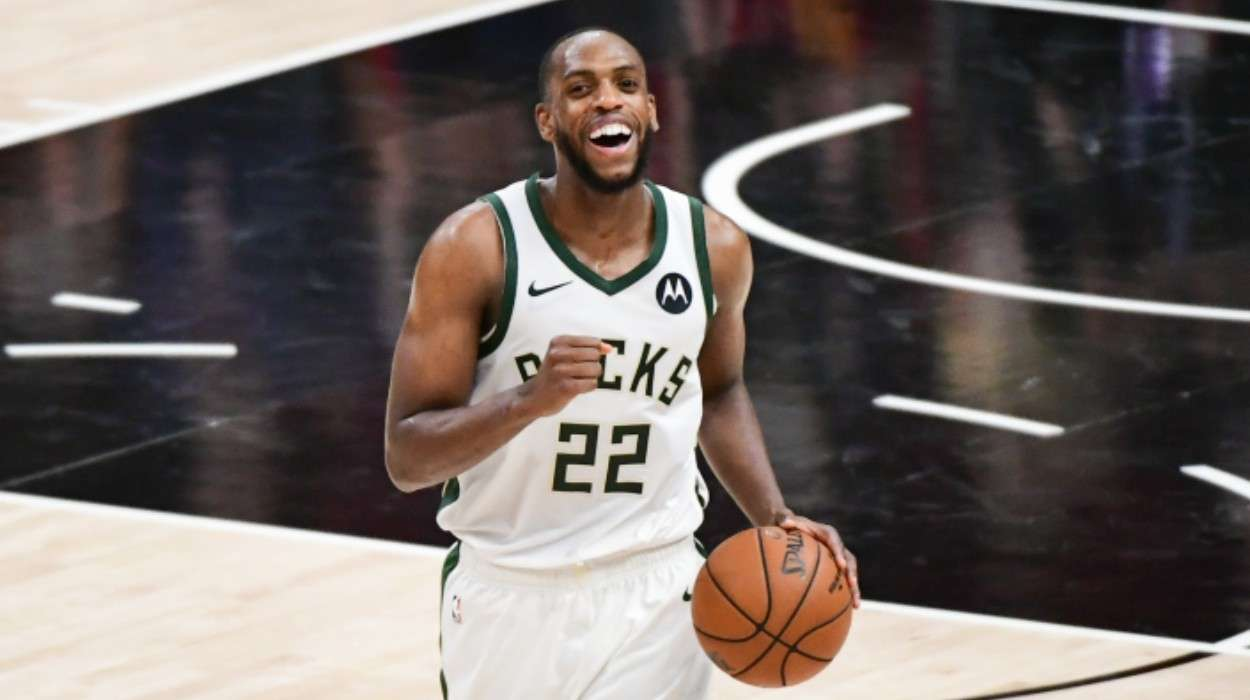 Khris Middleton Milwaukee Bucks