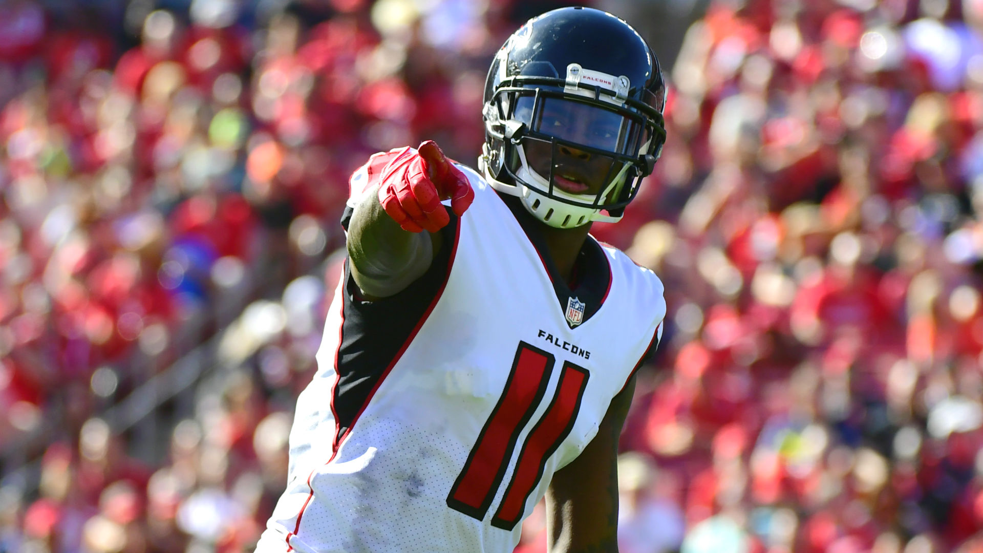 New contract for Julio Jones is a risk worth taking for the