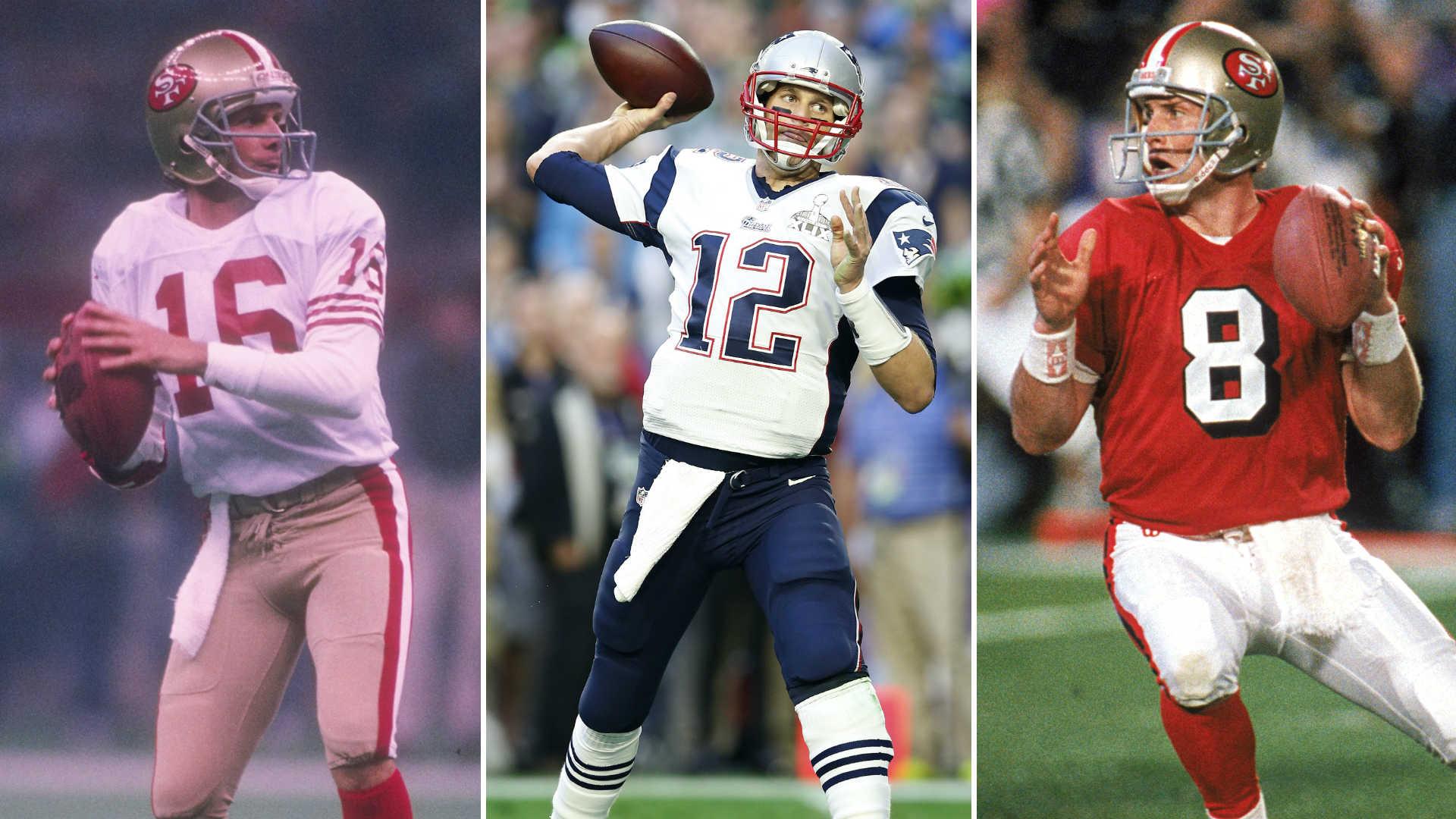 Ranking The 10 Best Super Bowl Performances By Quarterbacks Sporting News Canada