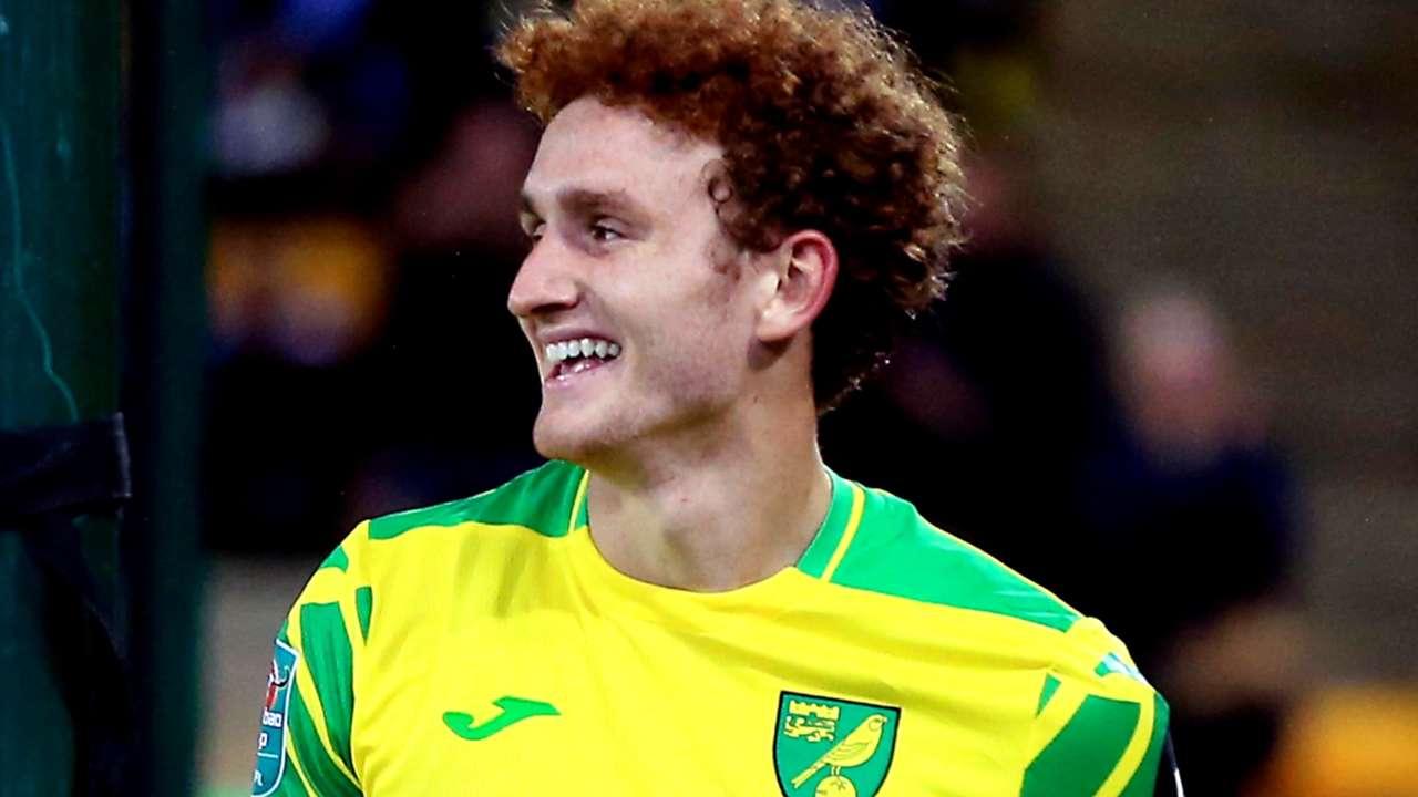 Josh Sargent - Norwich City - August 24, 2021