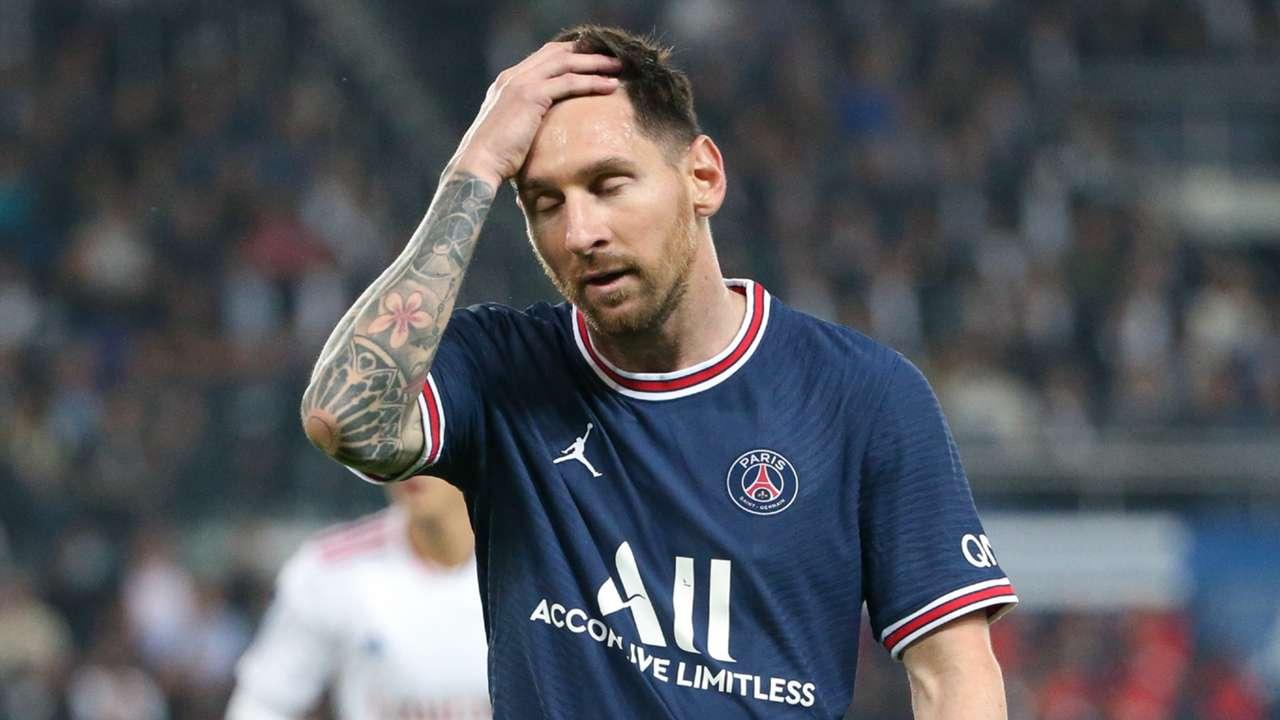 Lionel Messi - PSG - Sept. 19, 2021