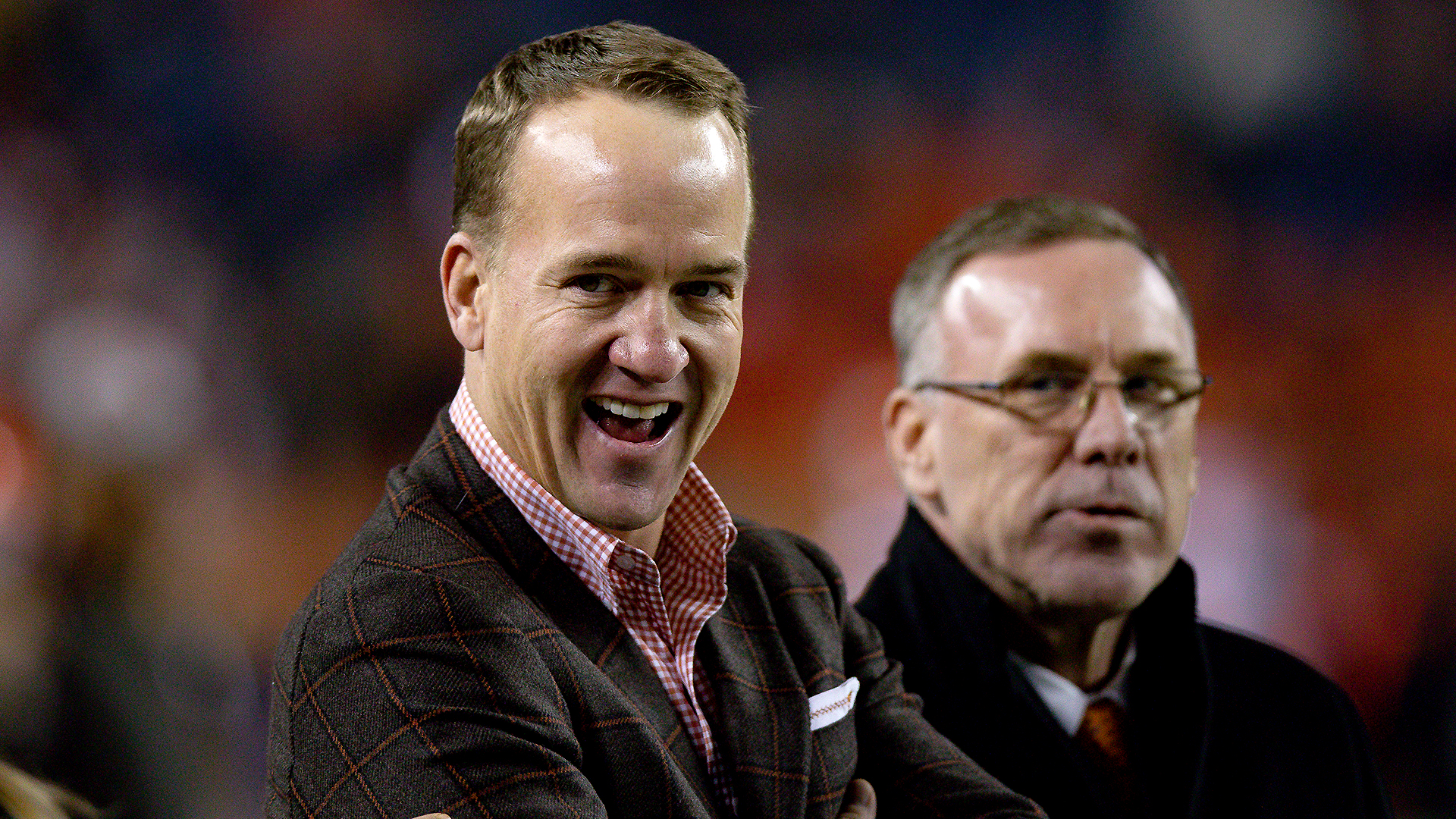 ¿La estrategia de Peyton Manning para robar secretos de la NFL? Emborracha a los jugadores en el Pro Bowl, aparentemente 14