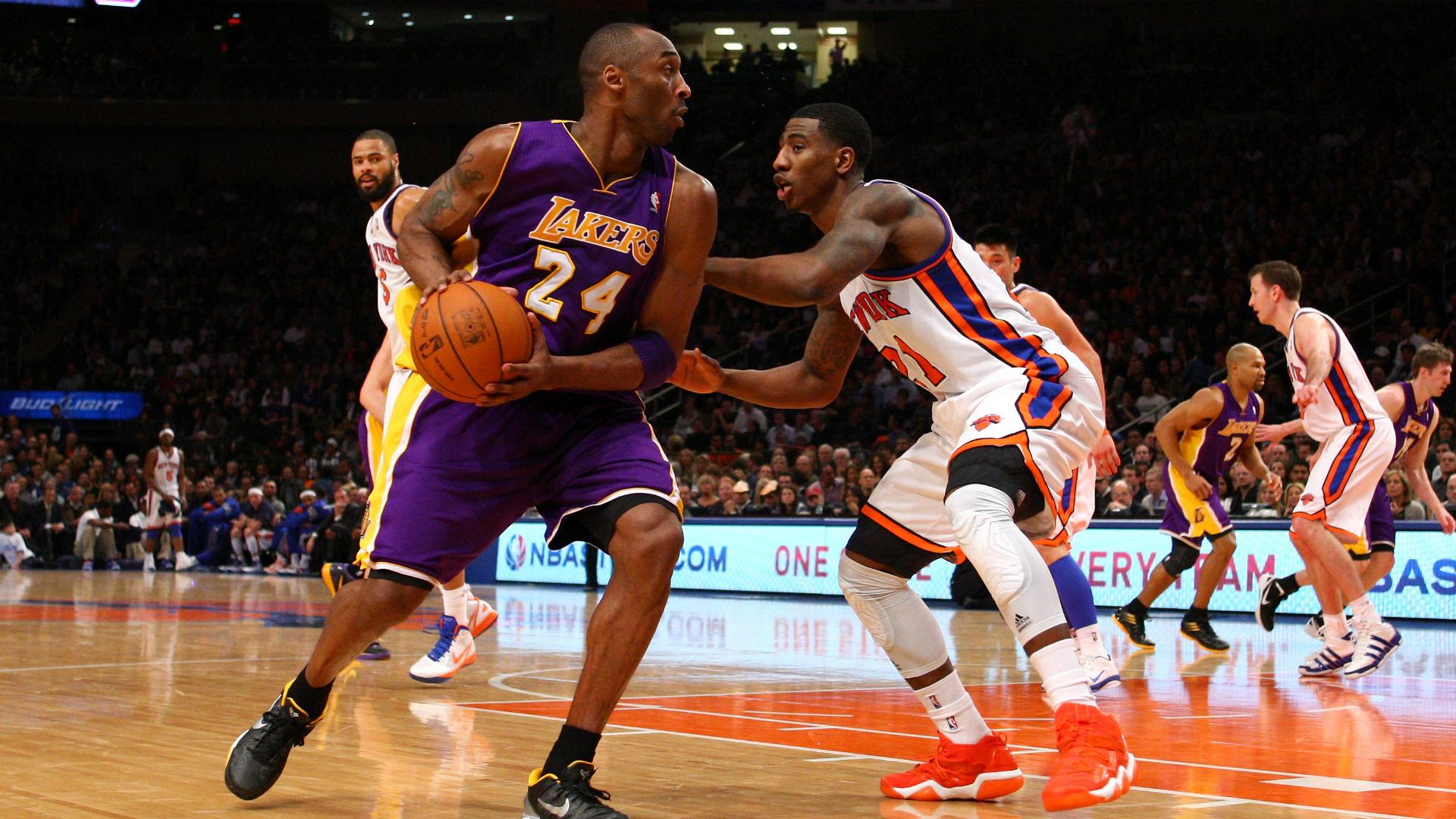 Iman Shumpert comparte la historia clásica de Kobe Bryant incendiándose contra Knicks 45