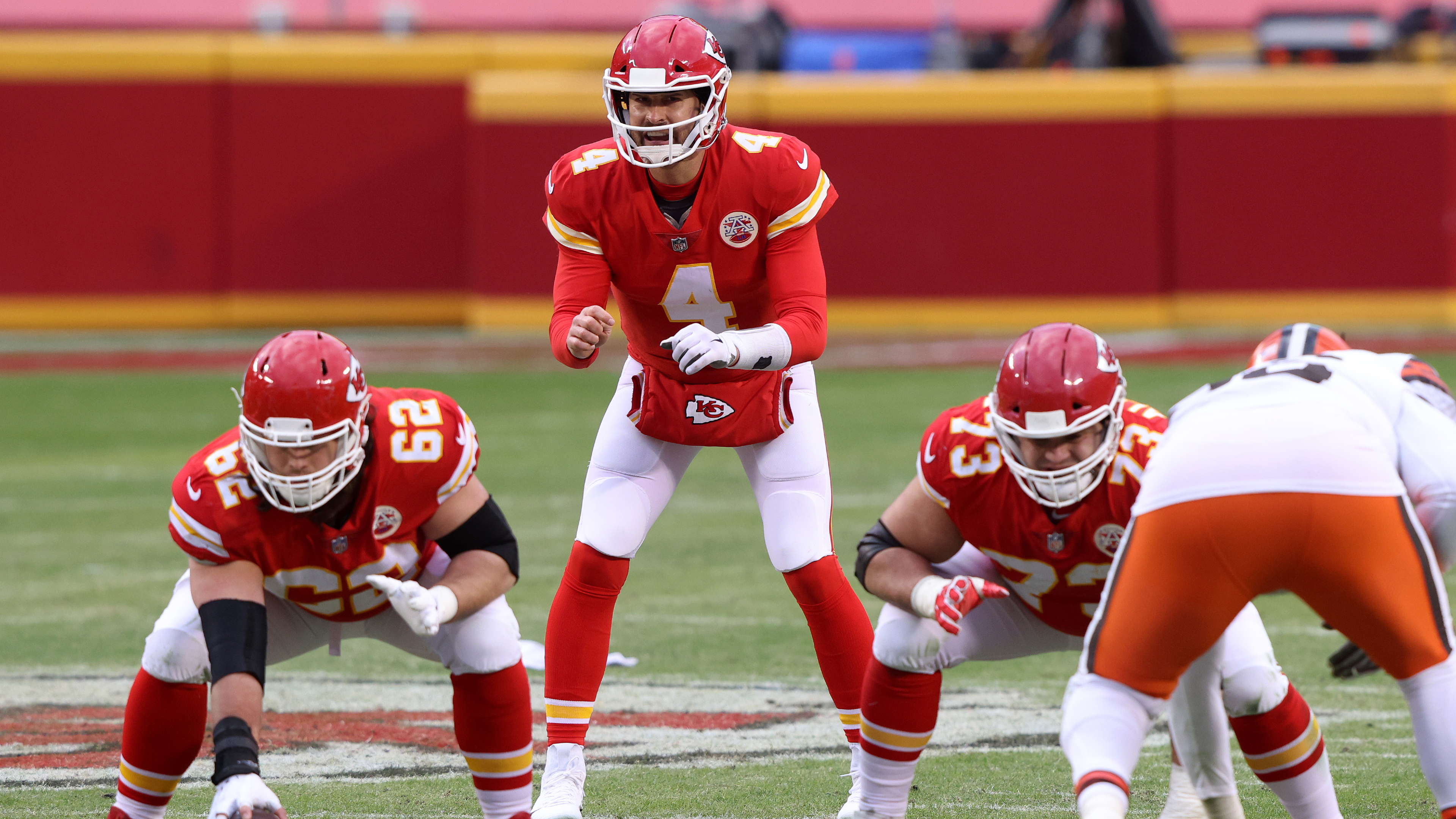 Chad Hennes late-game heroics vs Browns preserve Chiefs season cause HenneThingIsPossible to trend