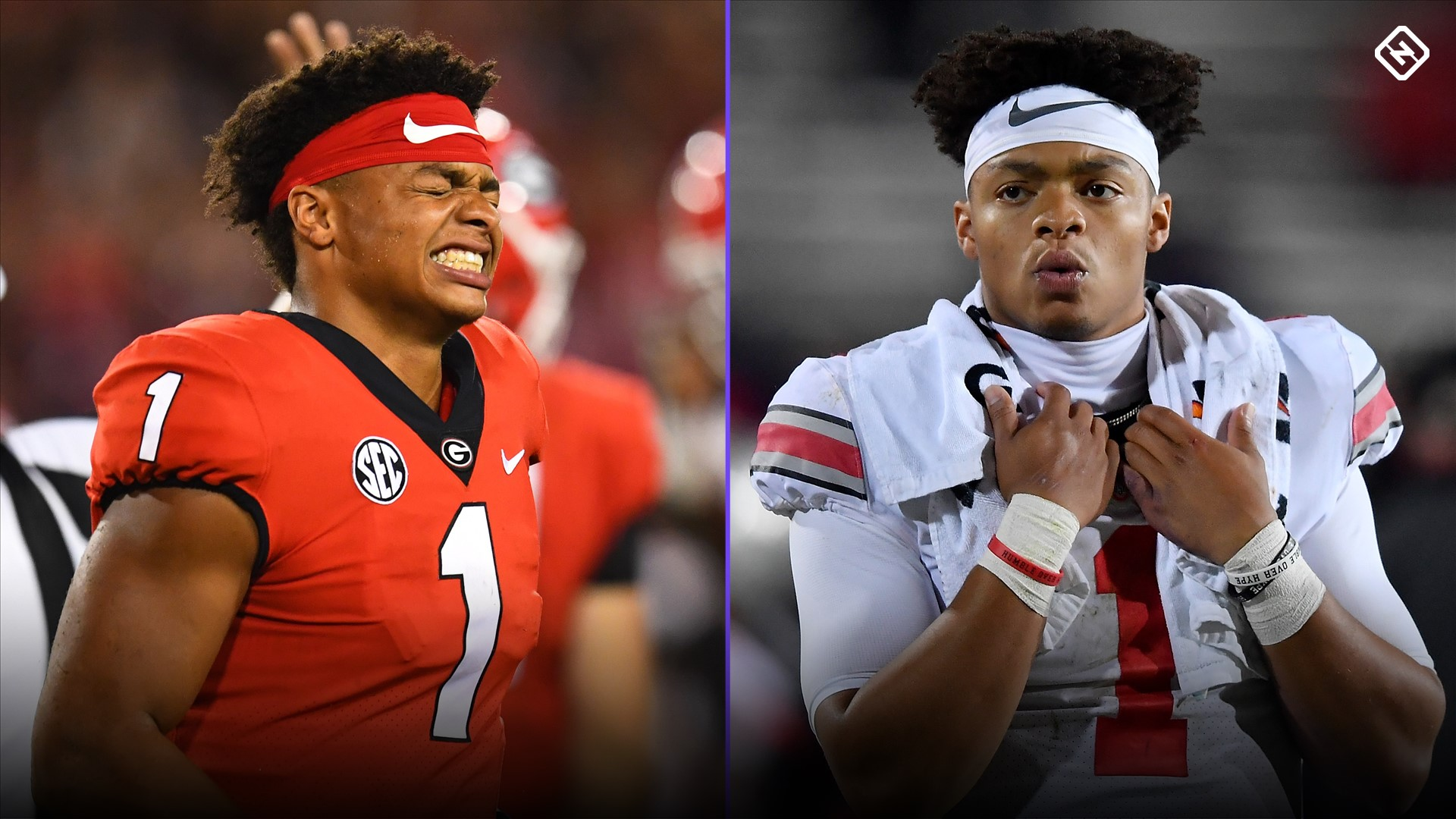 Why did Justin Fields transfer from Georgia? Tracking the star quarterback's journey to Ohio State