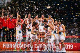 Spain FIBA Women's EuroBasket