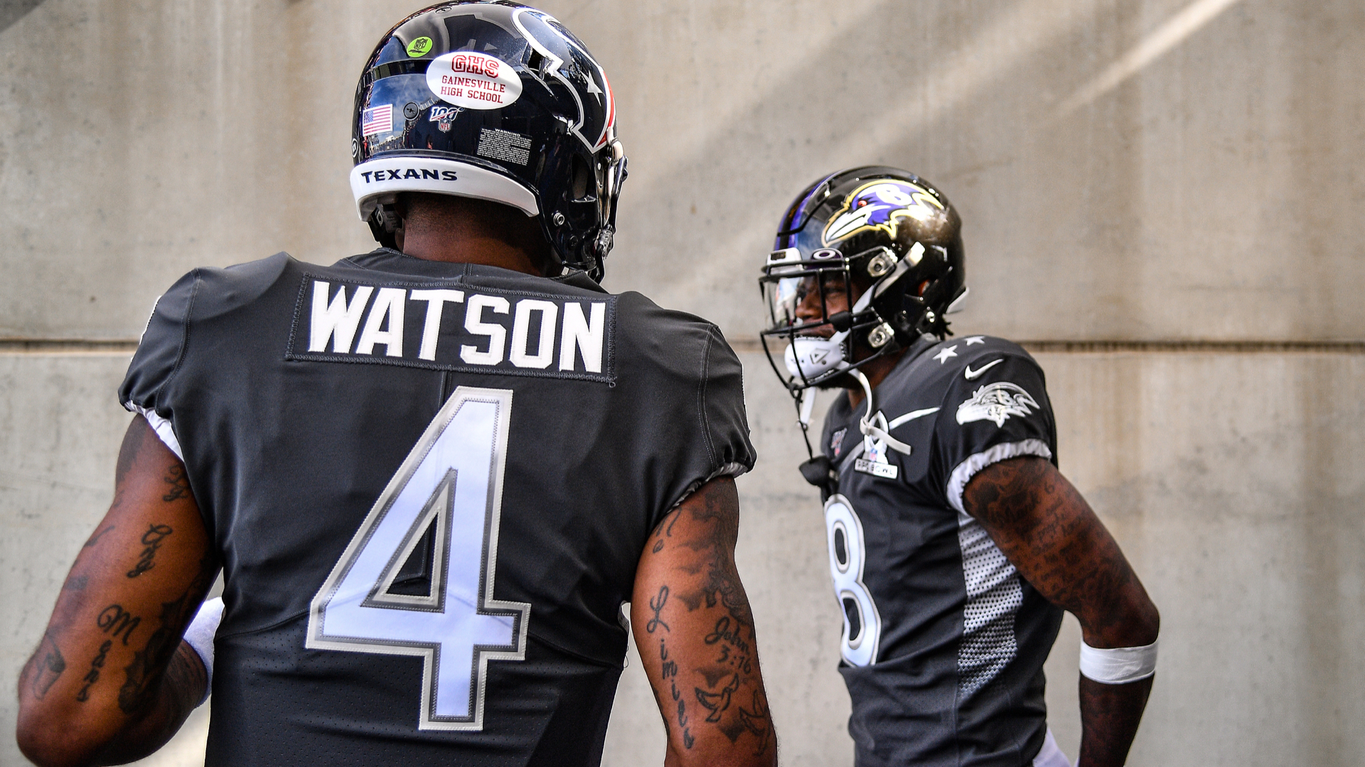 Deshaun Watson, Lamar Jackson and Dak Prescott could all see their pay spike before the end of 2021