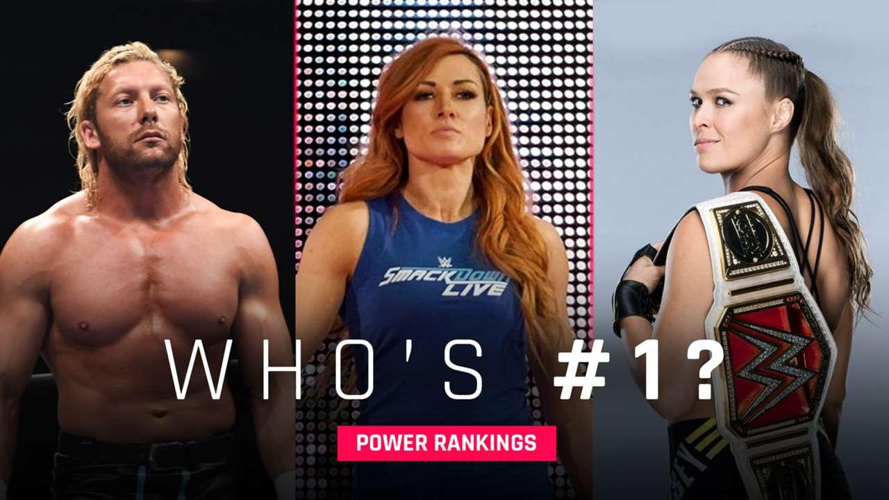 SN-Pro Wrestling-Power Rankings