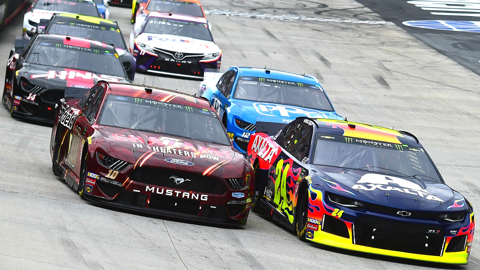 Odds for NASCAR race at Bristol: Expert picks & favorites to win Sunday's Cup Series race 1