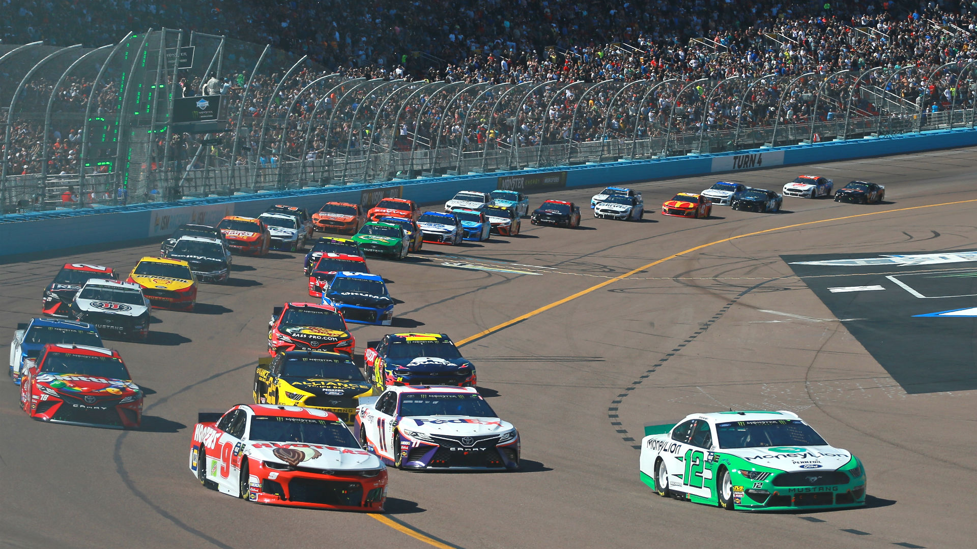 What Channel Is Nascar On Today Time Tv Schedule For Phoenix Race Motors Addict