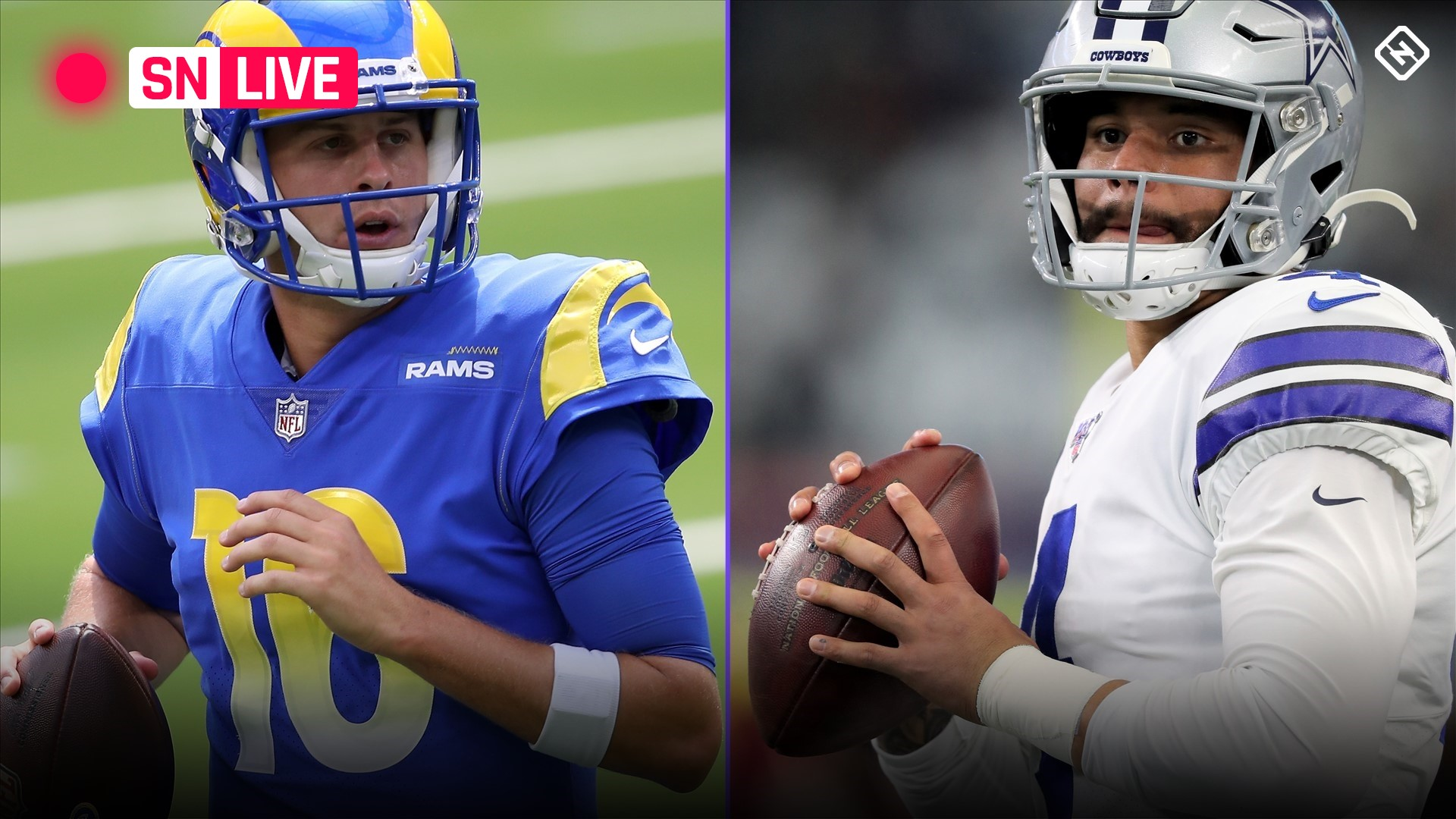 Cowboys vs. Rams live score, updates, highlights from NFL ...