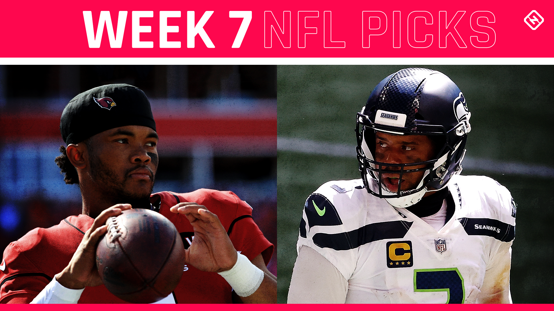 Nfl Picks Predictions For Week 7 Seahawks Silence Cardinals Titans Edge Steelers Bears Stay Hot Sporting News