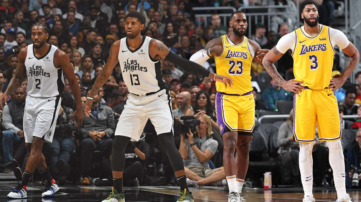 Clippers Lakers Preview