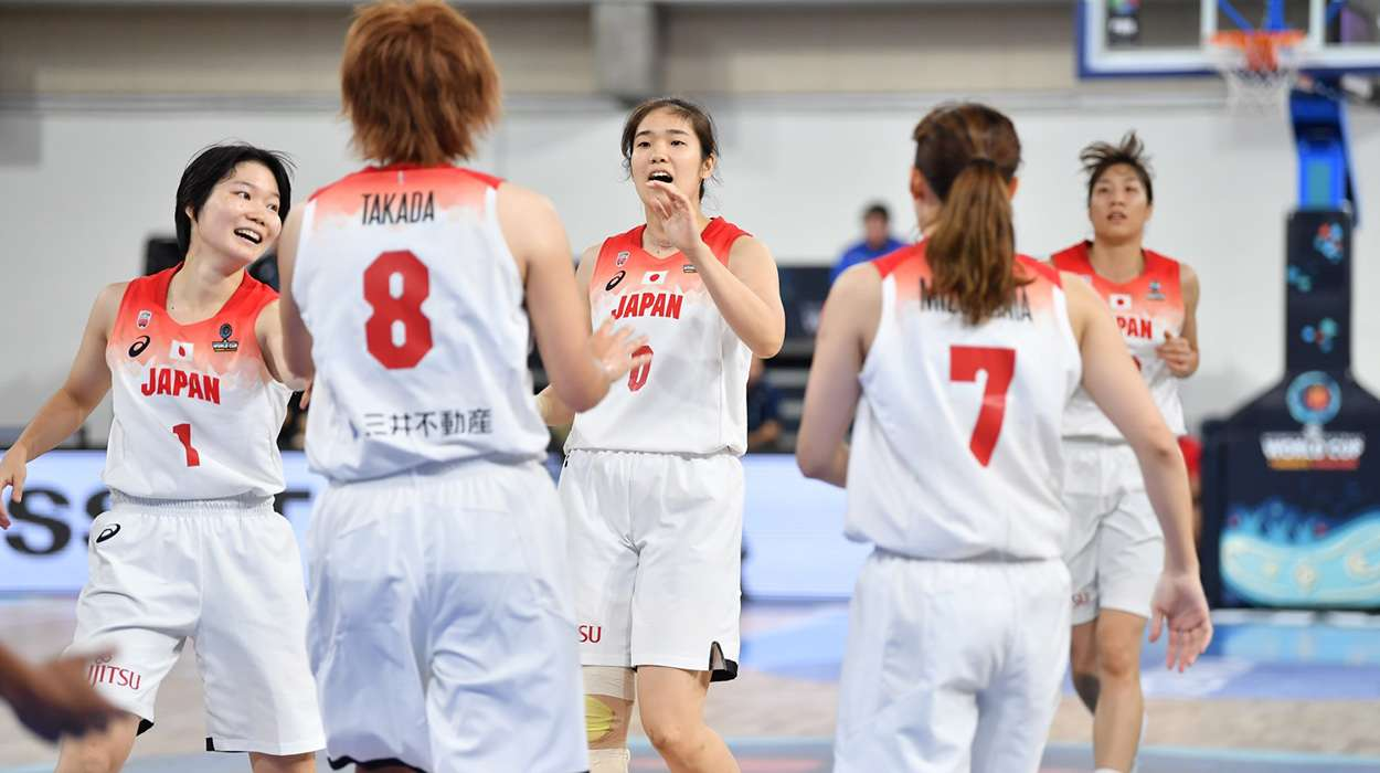 Japan Womens' Basketball