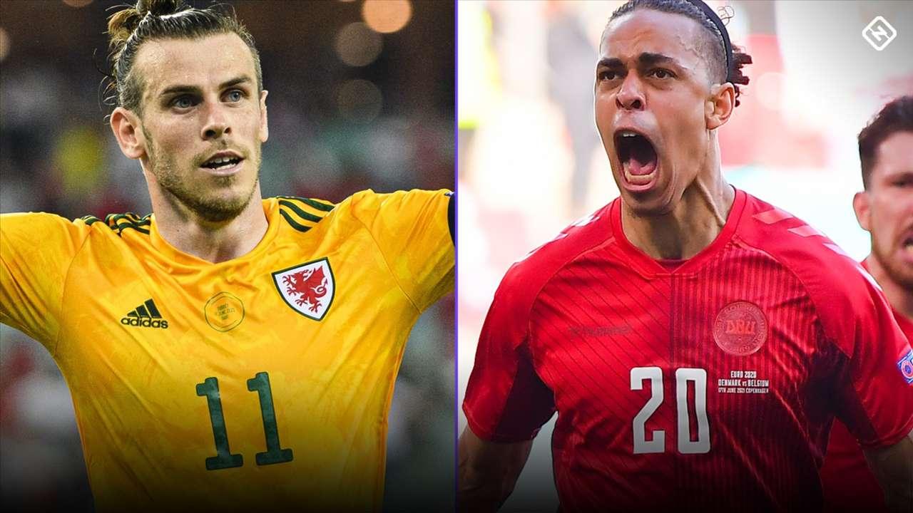 Wales vs. Denmark - Euro 2021