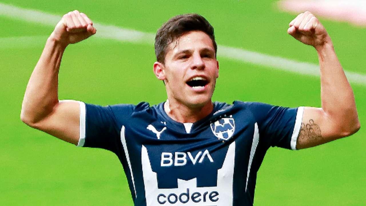 Alvaro Ponchito Gonzalez - Monterrey - September 19, 2021