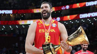 マルク・ガソル Marc Gasol Spain Raptors