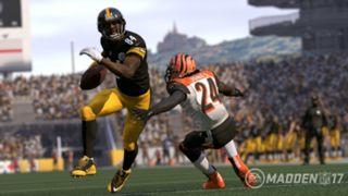Madden NFL 17 Antonio Brown