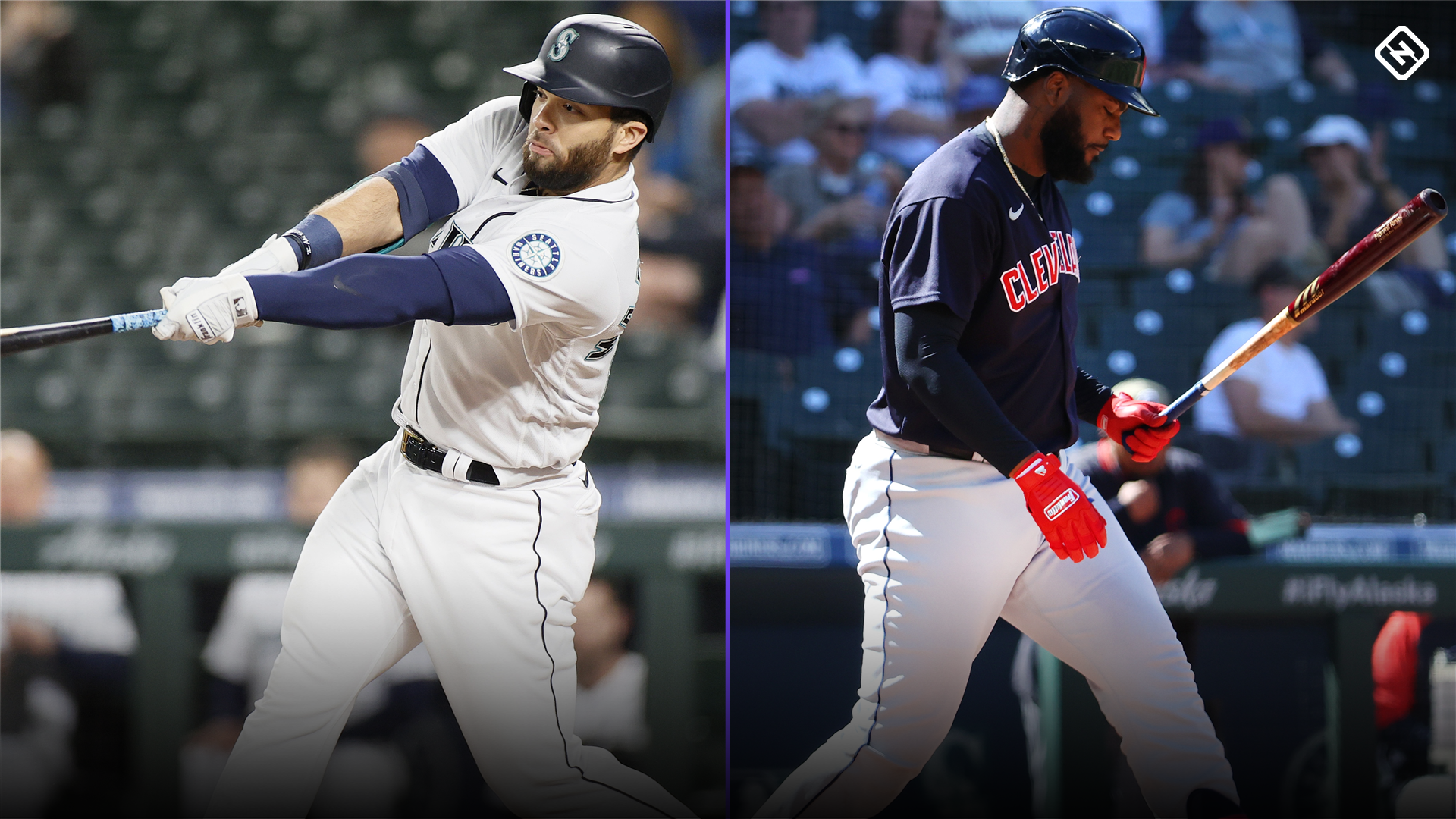 No-hit twice: Mariners, Indians have been embarrassingly bad with the bat this season