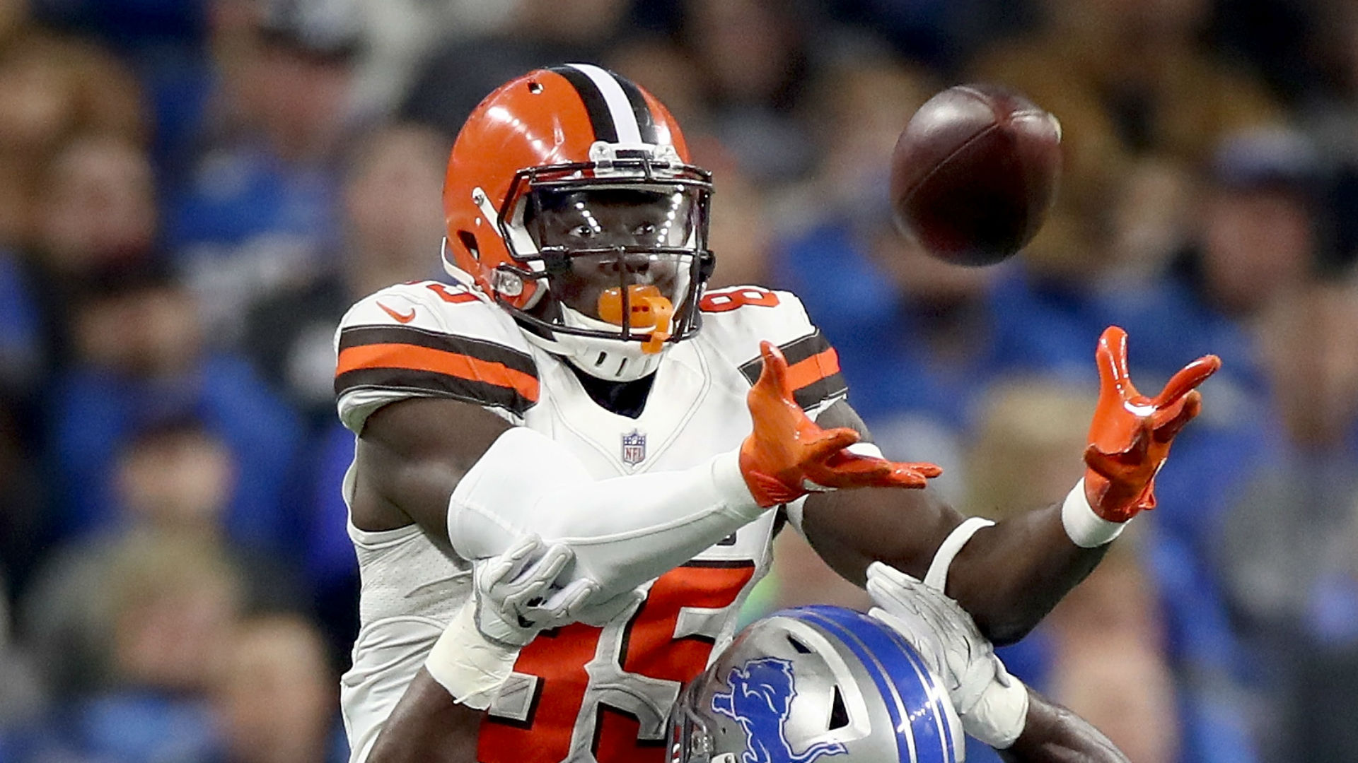 Browns trade rumors: David Njoku wants out of Cleveland before ...