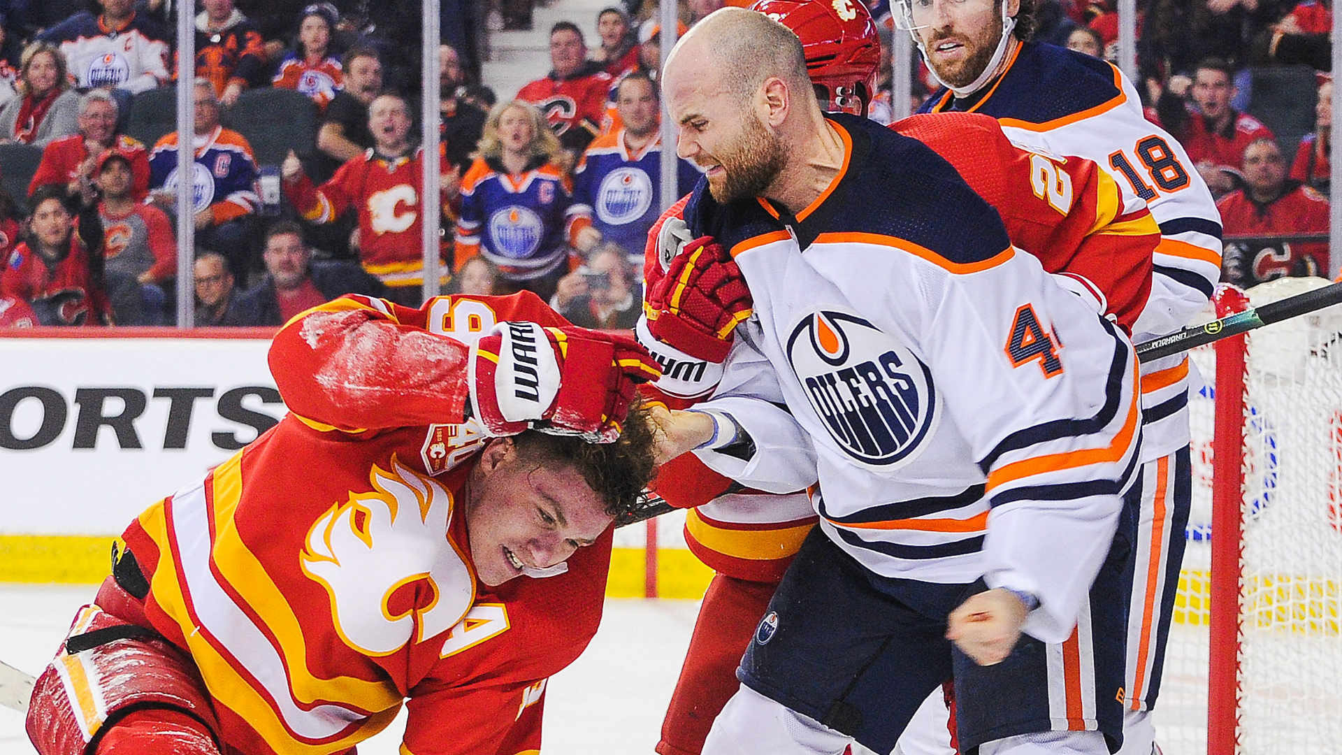 What Tv Channel Is Calgary Flames Vs Edmonton Oilers On Today Schedule Time For Battle Of Alberta Sporting News Canada