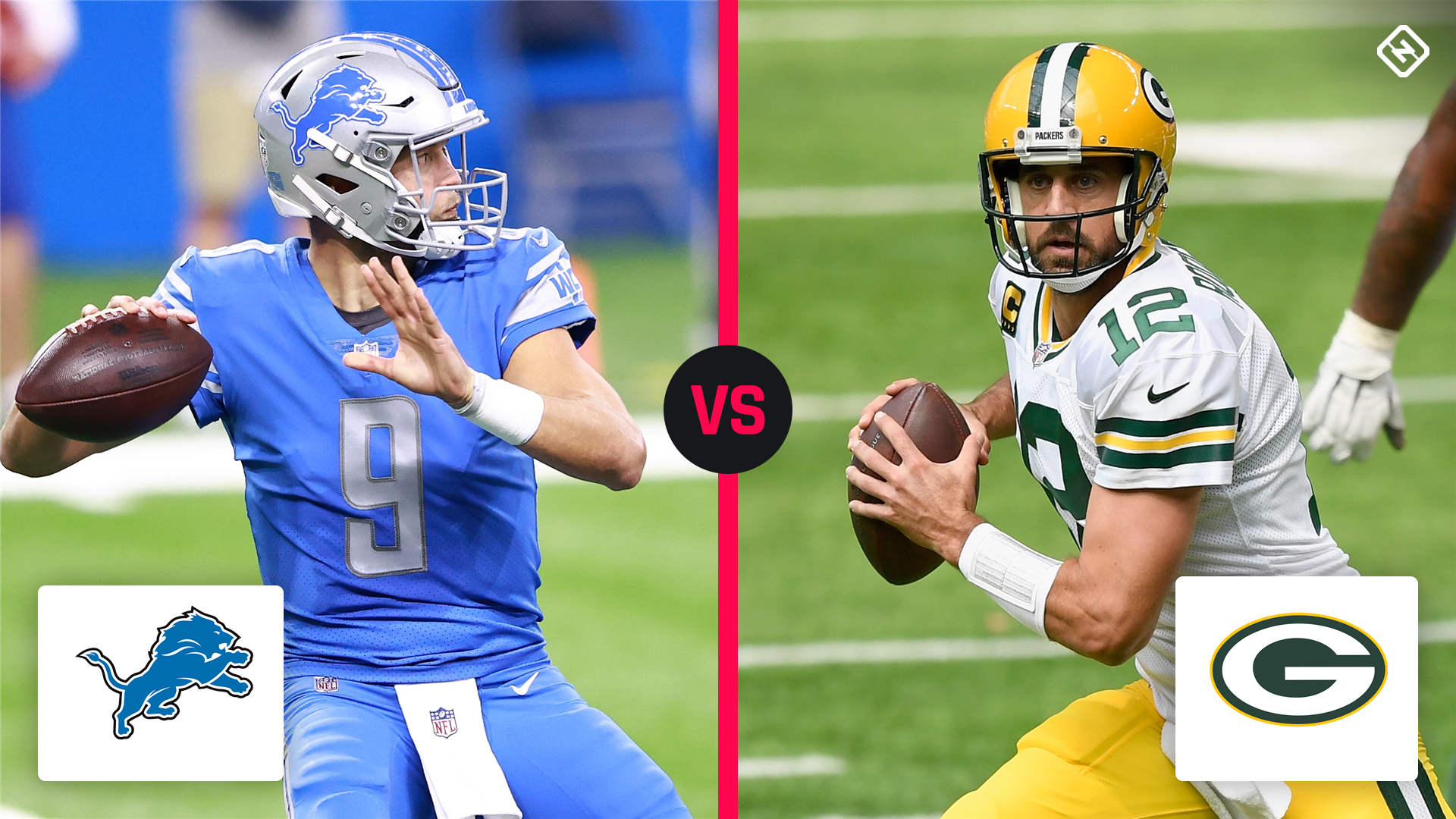 What Channel Is Packers Vs Lions On Today Time Tv Schedule For Week 2 Nfl Game Sporting News