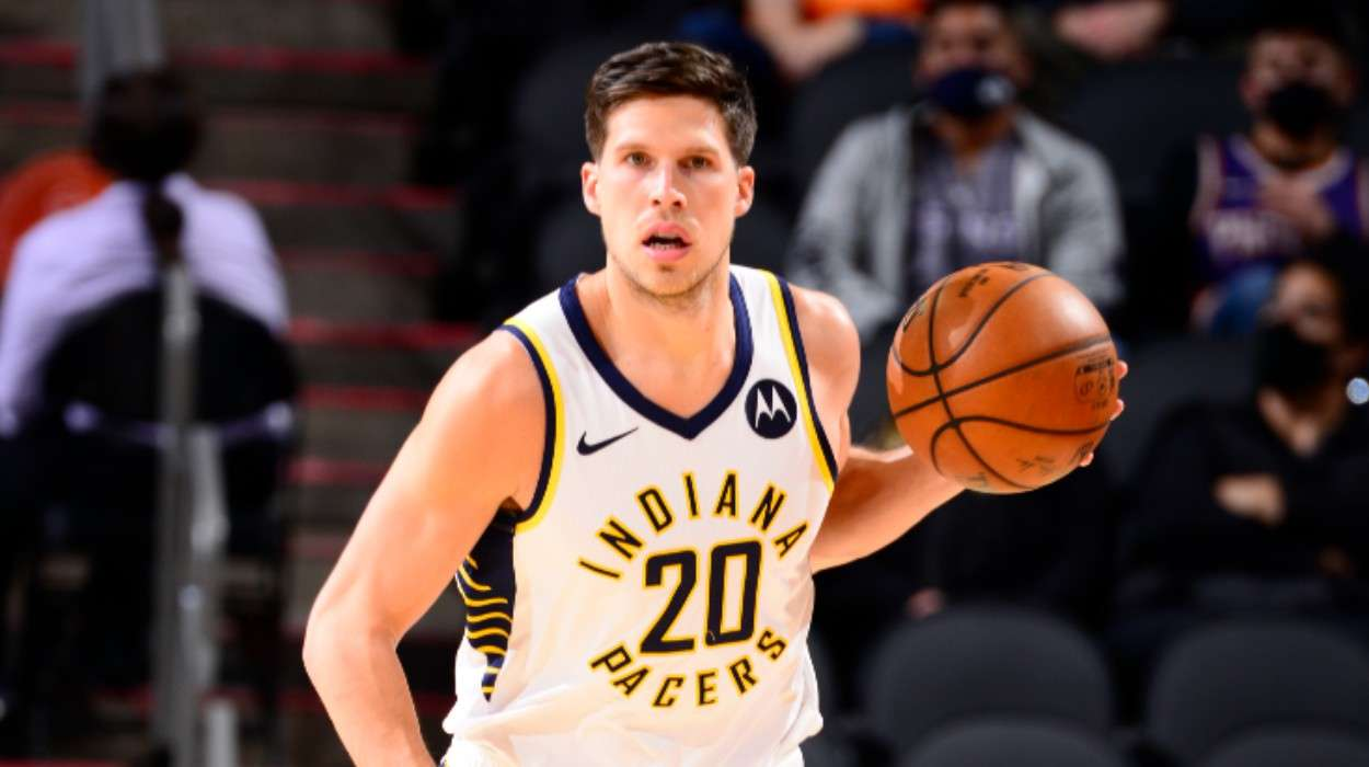 Doug McDermott Indiana Pacers