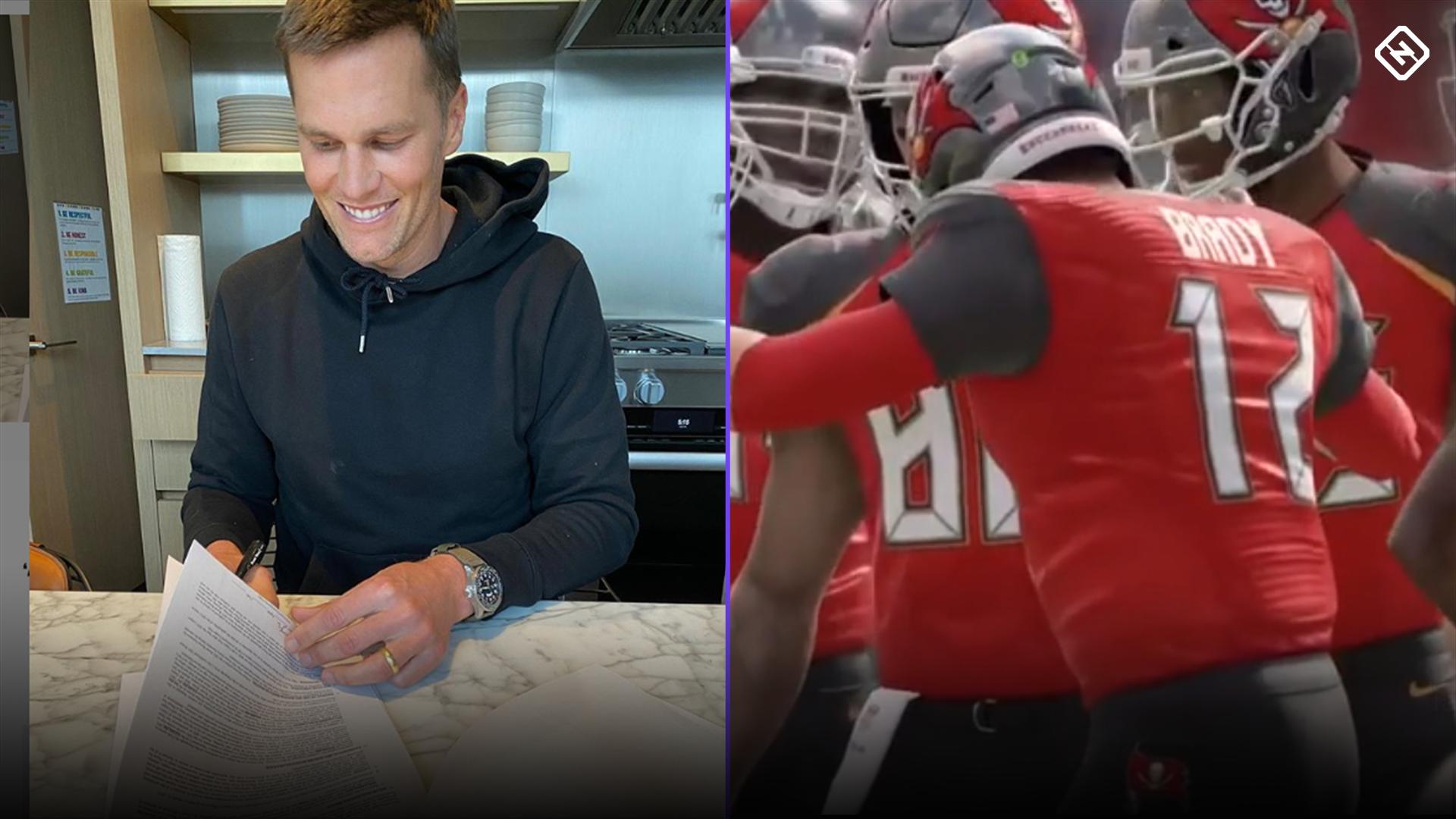 'Madden 20': primer vistazo a Tom Brady, otras estrellas de la NFL con nuevos uniformes 1