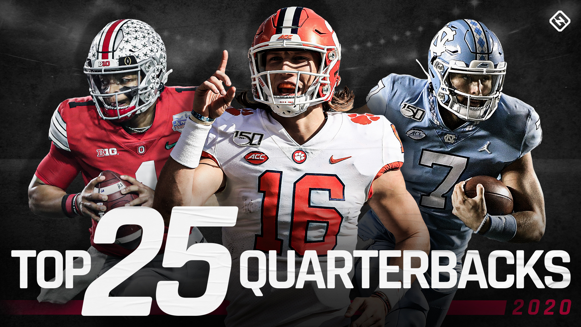 College Football S Top 25 Quarterbacks For 2020 Trevor Lawrence Justin Fields Fight For Top Spot Sporting News