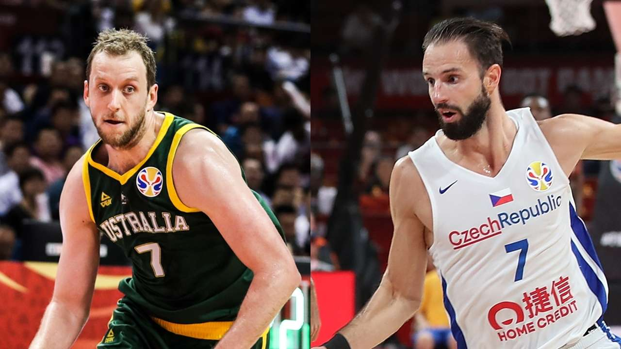 Australia vs Czech