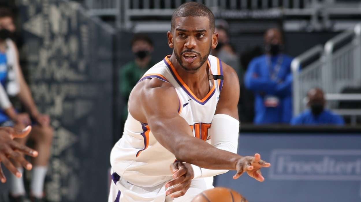 Chris Paul Phoenix Suns