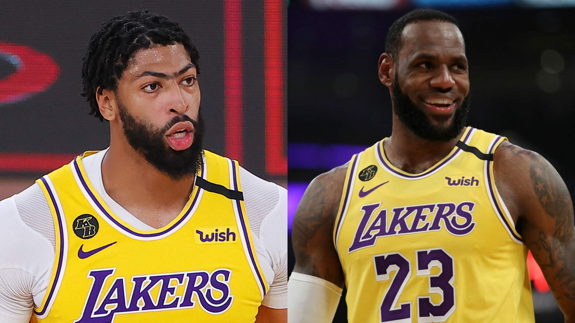 LeBron James explains why Lakers teammate Anthony Davis is a 'unicorn'