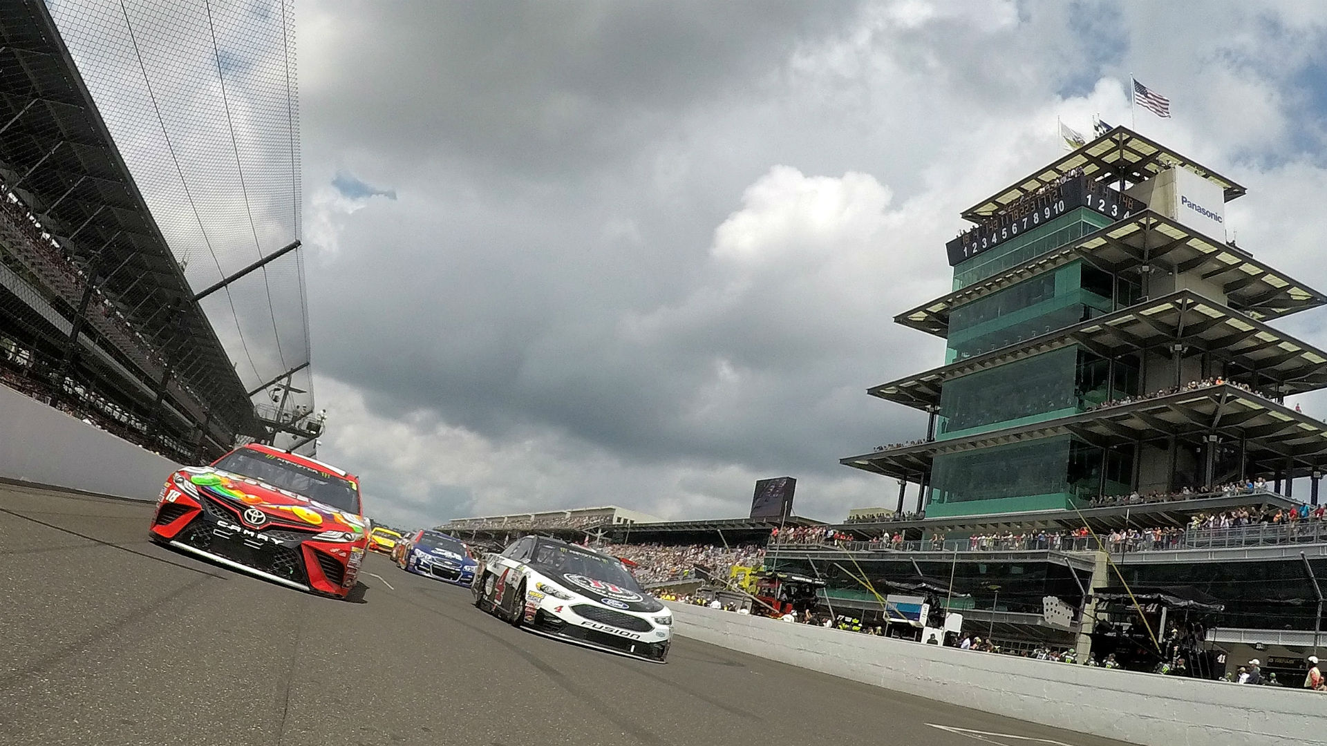 NASCAR at Indianapolis: Starting lineup, pole for Sunday's race without qualifying 1